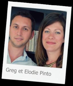 Greg et Elodie Pinto Polaroid et texte V4