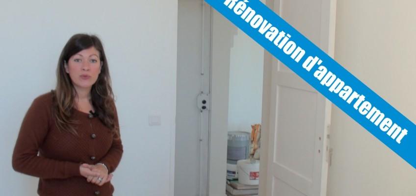 Rénovation d'un appartement : la fin des travaux !